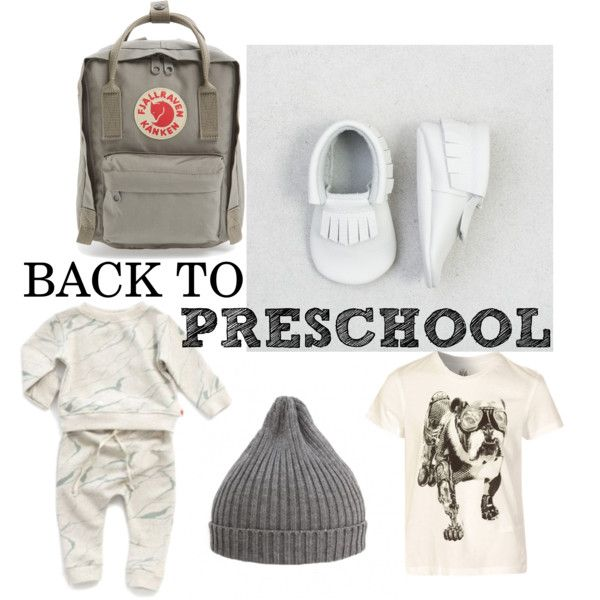 back to preschool putfit with tribe moccasins