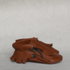 wild brown moccasins side