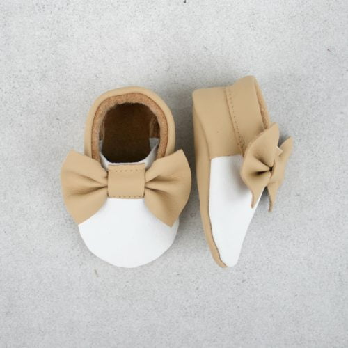 chic moccasins over