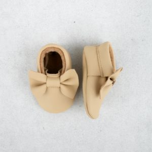 papillon sand moccasins over