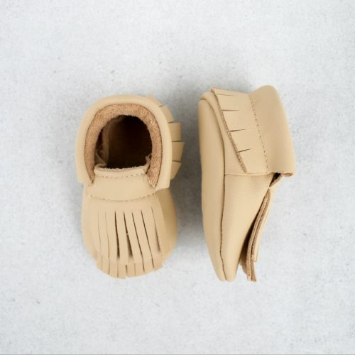 twice the fun moccasins sand over
